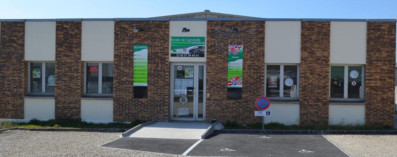 Ecole de Conduite Chartraine Chartres (La Madeleine)