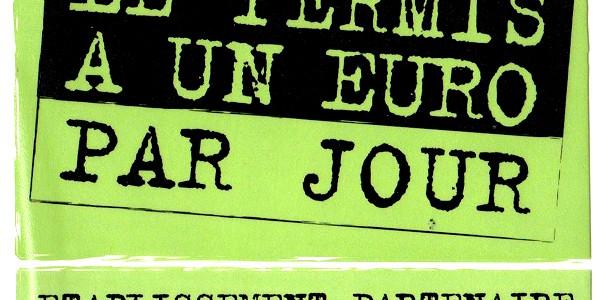 Permis à 1 Euro Par Jour – Ecole de Conduite Chartraine