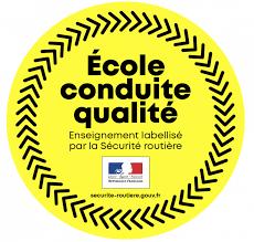 Label Ecole de Qualité - Ecole de Conduite Chartraine